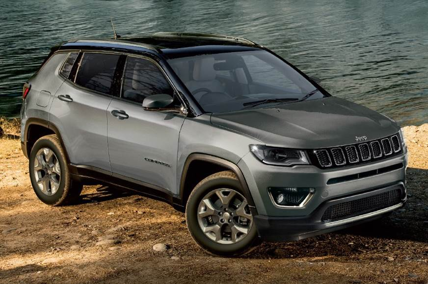 Jeep Compass Limited Edition Launched