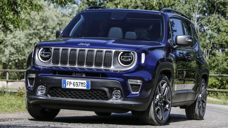 New Jeep Renegade Unveiled Globally