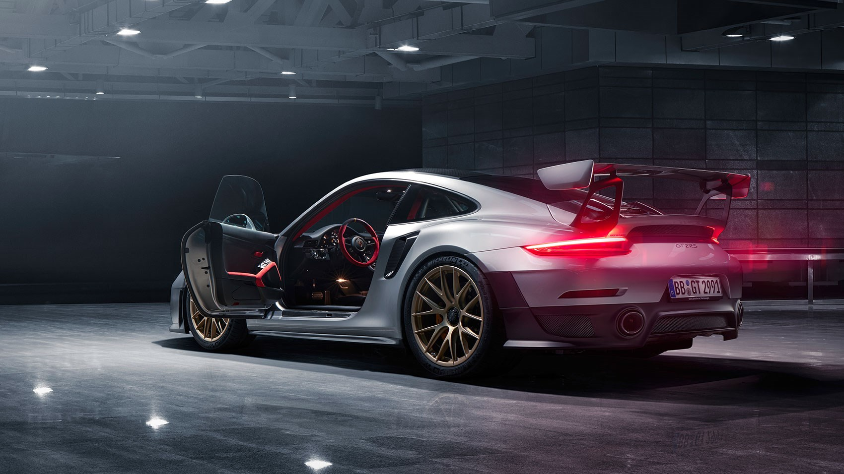 Porsche 911 GT2 RS Launched in India