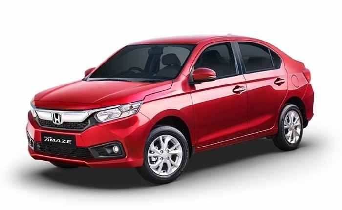 Honda increases the prices of all new Amaze