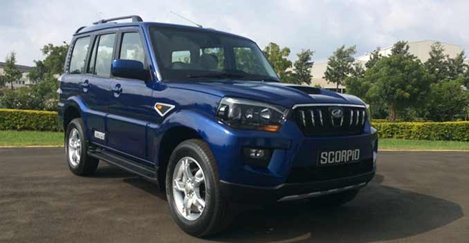 New Mahindra Scorpio Automatic launched