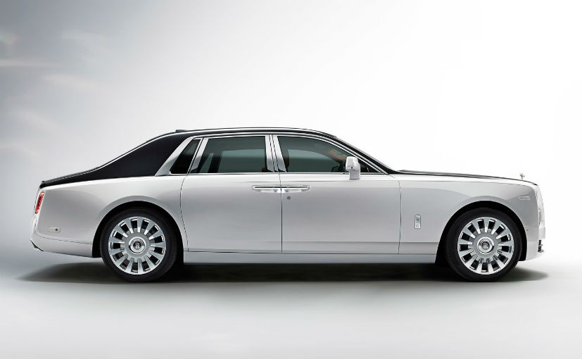 New Rolls-Royce Phantom Launched In India