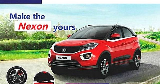 Tata Nexon Aero Kit Launched