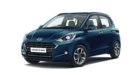 The 2019 hyundai grand i10 nios: