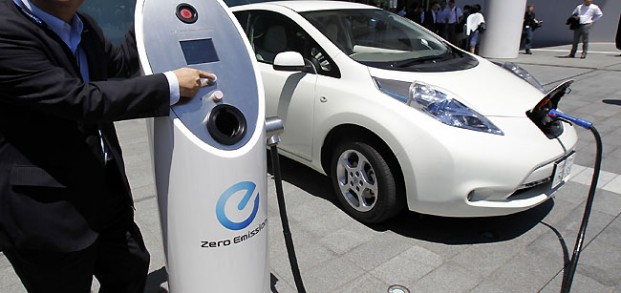 Nissan to bring Leaf EV to India