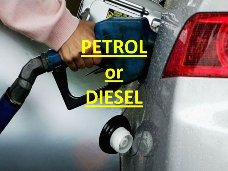 Diesel VS Petrol–Should I Buy A Diesel Or Petrol Car