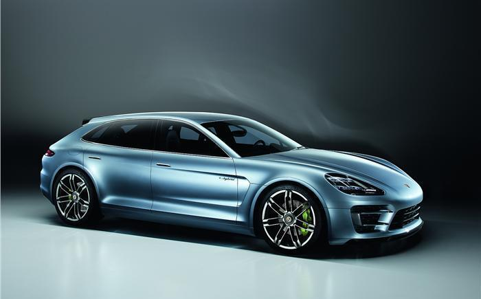 Porsche to preview Pajun at Frankfurt motorshow