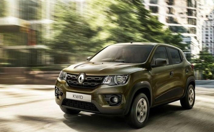 Renault Kwid will get a 1.0 Litre petrol engine