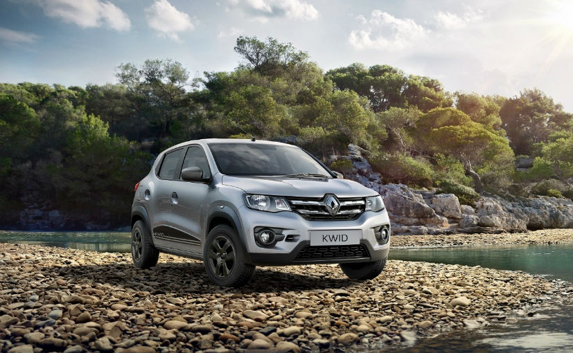 2018 Renault Kwid updated with more features