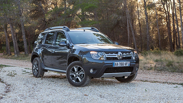 Renault Duster Automatic in the works