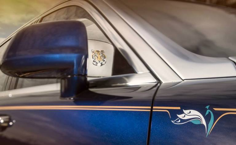 Rolls Royce Reveals Ghost Mysore Collection; Inspired From Tipu Sultan