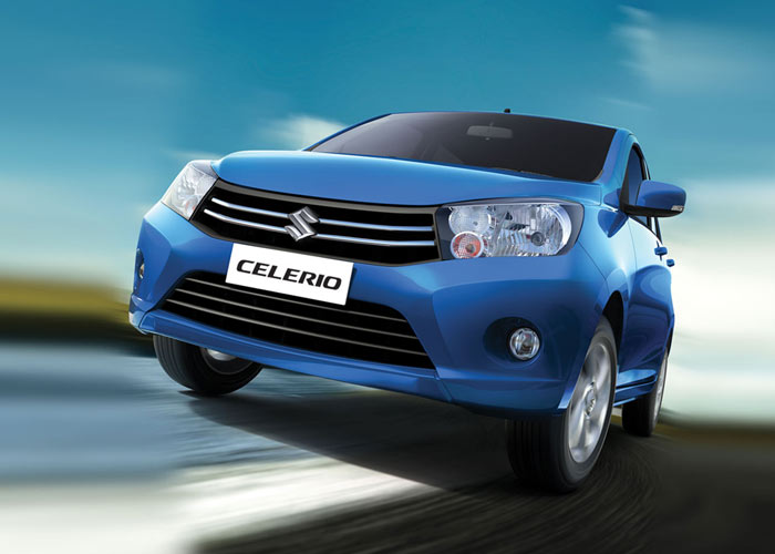 Maruti-Suzuki Celerio X spotted, could launch in the coming days