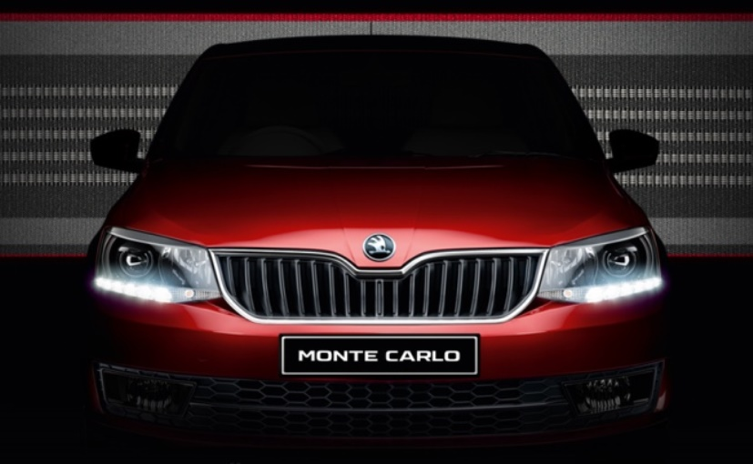 All you need to know about the new Skoda Rapid Monte Carlo Edition