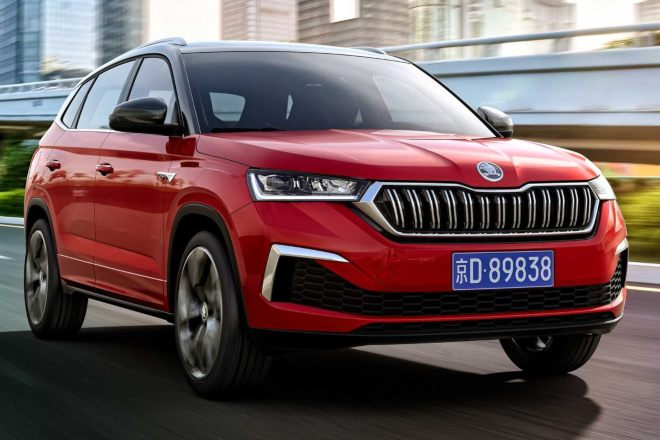 Experience Skoda Kamiq at least once in your Lifetime