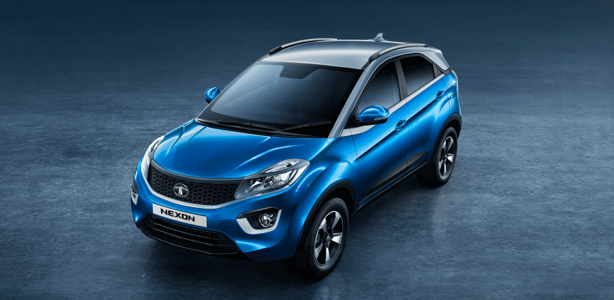 Tata Nexon launched in India at Rs5.85 lakhs