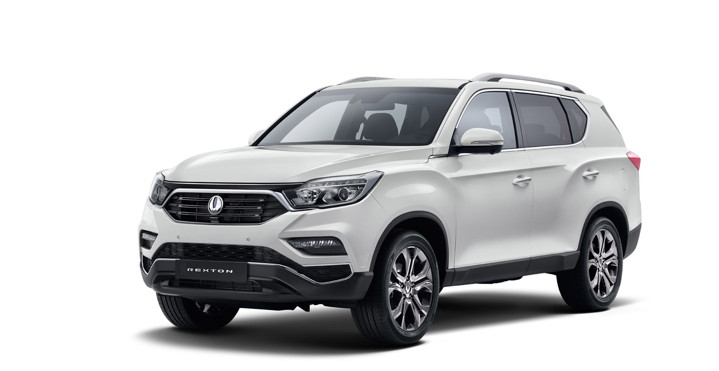 ALL NEW MAHINDRA XUV 700 (SSANGYONG REXTON) TO BE LAUNCHED ON 9TH OCTOBER