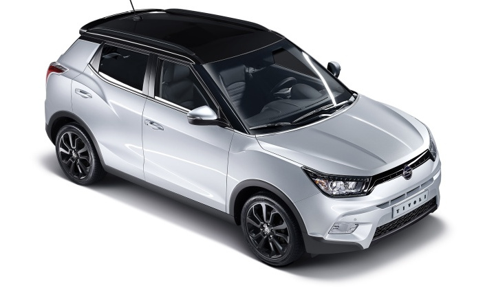 Indian debut of Ssangyong Tivoli on Mahindra's mind