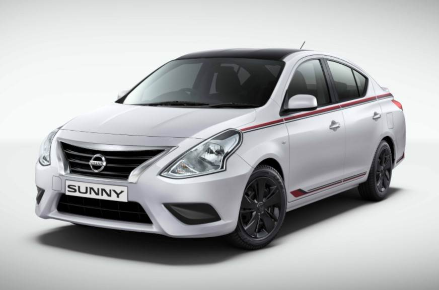 Special Edition Nissan Sunny Launched