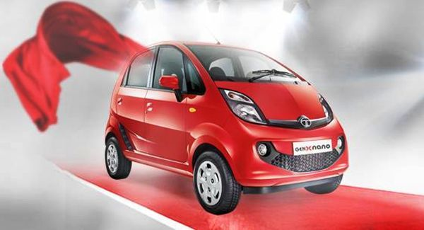 Tata Nano GenX launched