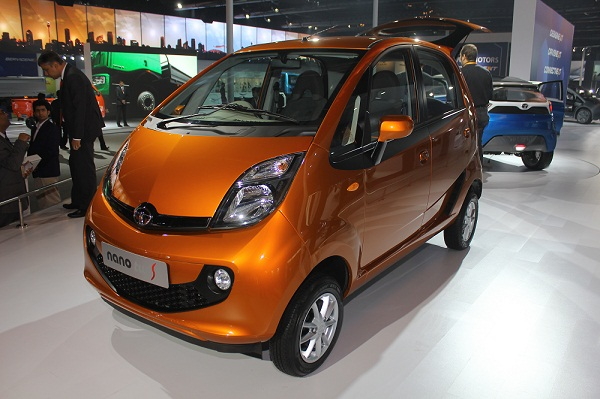 Tata Nano With Automatic Gearbox Launching Next Month
