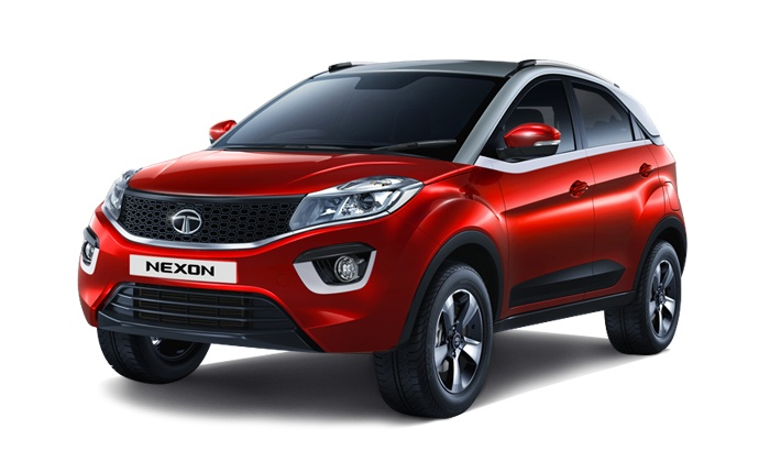 Bookings of the Tata Nexon AMT commenced with Rs 11,000