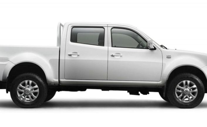 Tata Xenon in Australia to get A/T and hydroformed chassis in 2016