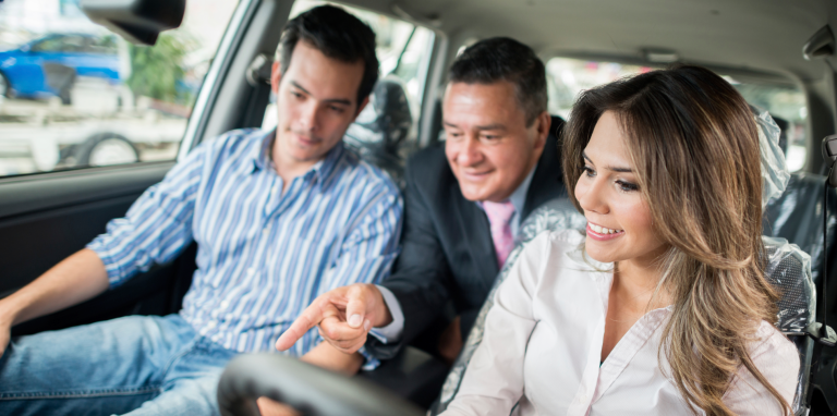 Five Mistakes People Make While Buying A New Car