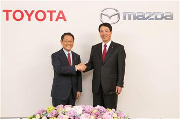 Toyota and Mazda join hands for sharing tech on EVs