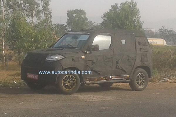 Mahindra U301 deails to be revealed on July 30th