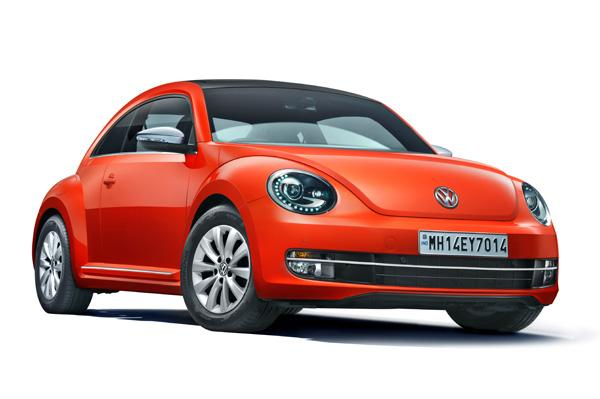 Volkswagen India Launches Beetle at Rs 28.73 lakh
