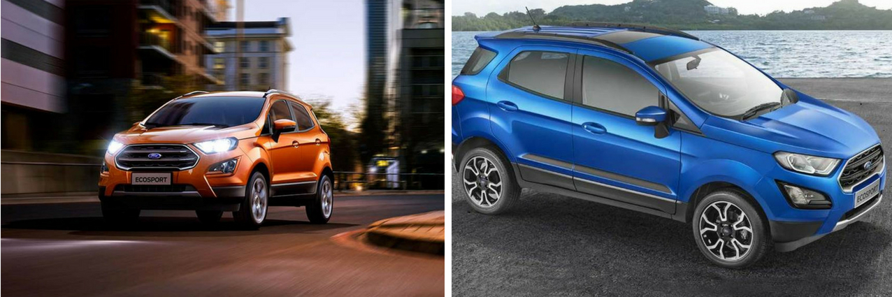 Ford EcoSport S and Ford EcoSport Signature Edition launched in India.